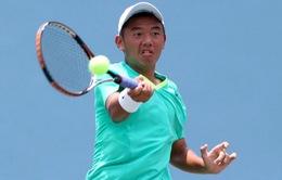 Đối thủ bỏ cuộc, Lý Hoàng Nam vào bán kết giải trẻ thế giới