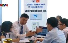 Doanh nghiệp Hàn Quốc chủ động tiếp cận thị trường Việt Nam