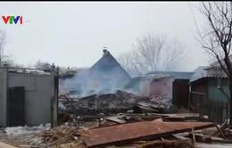 Ukraine: Giao tranh lan rộng ra toàn miền Đông