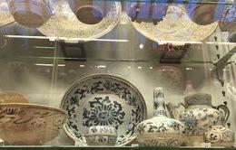 Bảo tàng Anh trưng bày sản phẩm từ Việt Nam
