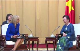 Tăng cường ngoại giao nhân dân Việt Nam - Hoa Kỳ