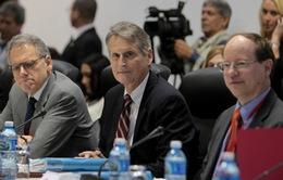 Mỹ và Cuba kết thúc ngày đàm phán đầu tiên