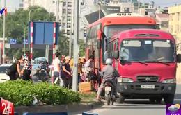 DN vận tải 'hóa phép' văn phòng bán vé thành bến xe riêng