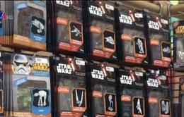 """Thị trường kinh doanh đồ chơi """"ăn theo"""" phim Star War"""