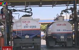 Xe bồn 'nhái' Petrolimex gian lận xăng dầu
