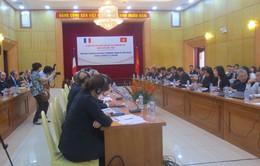 Đối thoại cấp cao kinh tế Việt - Pháp