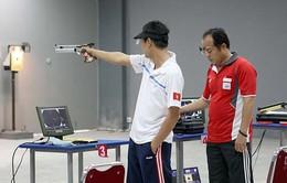 ĐT bắn súng Việt Nam gặp khó trước SEA Games 28