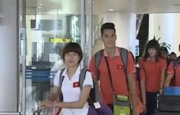 Giải Grand Pix châu Á: Điền kinh Việt Nam giành 3 HCV