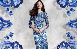 Mê mẩn BST mang họa tiết gốm của Dolce & Gabbana