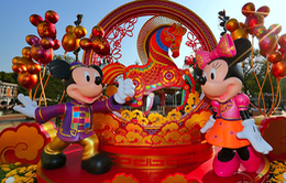 Người dân nhiều nước trên Thế giới tưng bừng đón mừng năm mới