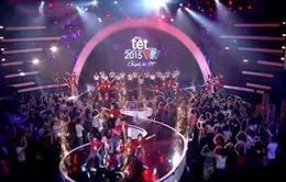 Đón Tết cùng VTV: Đại nhạc hội chào năm mới Ất Mùi (22h00)