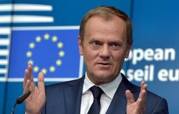 """Chủ tịch EC kêu gọi Hy Lạp """"xuống thang"""" với chủ nợ"""