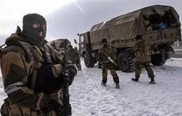 Ukraine: Đạt được thỏa thuận thiết lập hành lang nhân đạo tại Debaltsevo