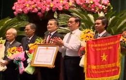 Ban Tuyên huấn Trung ương Cục miền Nam đón nhận danh hiệu Anh hùng