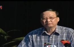 Đồng chí Tô Huy Rứa tiếp xúc cử tri tại Bắc Ninh