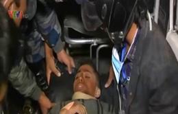 Động đất tại Nepal: Chàng trai sống sót kỳ diệu sau 80 giờ bị chôn vùi