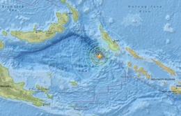 Động đất mạnh 7,2 độ richter rung chuyển Papua New Guinea