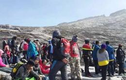 Động đất ở Malaysia: 160 người mắc kẹt trên núi