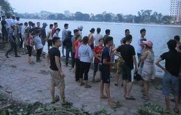 Cảnh báo đuối nước mùa dông bão ở Hà Nội