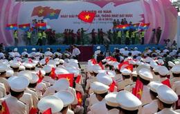 Nhiều hoạt động kỷ niệm 40 năm Giải phóng miền Nam, Thống nhất đất nước