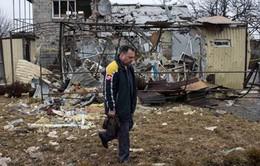Ukraine: Lực lượng ly khai đã rút vũ khí hạng nặng ra khỏi miền Đông
