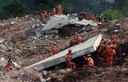 Động đất 5 độ richter ở Trung Quốc