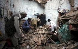 Afghanistan và Pakistan nỗ lực cứu hộ nạn nhân vụ động đất kinh hoàng