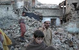 Người dân Pakistan chật vật ổn định cuộc sống sau động đất