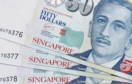 Singapore duy trì chính sách định giá thấp đối với đồng nội tệ