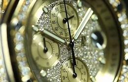 Thụy Sĩ: Chi phí làm đồng hồ cao cấp tăng