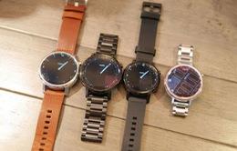 5 smartwatch thiết kế mặt tròn đẹp nhất