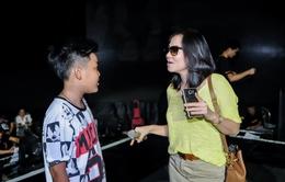 Giọng hát Việt nhí 2015: Thu Minh, Mỹ Tâm tích cực luyện tập cho các thí sinh nhí