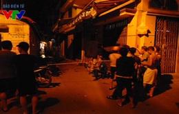 Hà Nội: Vụ nổ rung ngõ Thông Phong, 1 người tử vong