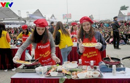 Cơn bão ẩm thực Hàn Quốc đổ bộ khiến teen Hà thành choáng ngợp