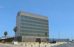 Đại sứ quán Mỹ mở cửa trở lại tại Cuba