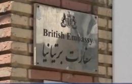 Iran và Anh mở lại Đại sứ quán tại mỗi nước
