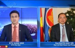 Chưa có thông tin người Việt Nam bị ảnh hưởng bởi tấn công khủng bố ở Paris