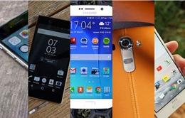 5 smartphone được chờ đón nhất trong nửa đầu năm 2016