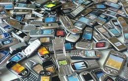 Ban hành quy định cấm nhập khẩu điện thoại di động cũ