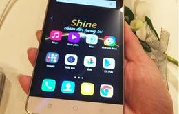 Ra mắt smartphone tầm trung đầu tiên tích hợp cảm biến vân tay