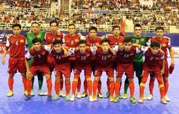 ĐT Futsal Việt Nam sang Croatia thi đấu giao hữu