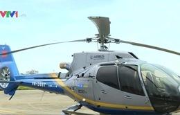 Du lịch bằng trực thăng - dịch vụ cao cấp tại Việt Nam