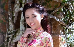 Á hậu Ngô Trà My tới nhà hàng Bữa trưa vui vẻ (12h, VTV6)