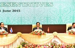 Thủ tướng Nguyễn Tấn Dũng: Hợp tác ACMECS - Cơ hội vàng để thành công