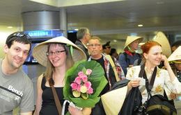 Lượng khách du lịch quốc tế tại Việt Nam tăng trở lại