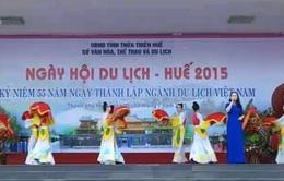 Nhiều hoạt động hấp dẫn tại Ngày hội Du lịch Huế 2015