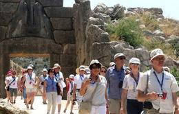 Bất chấp khủng hoảng, Hy Lạp vẫn hút khách du lịch