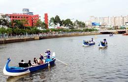 Mở tuyến du lịch nội đô trên kênh Nhiêu Lộc - Thị Nghè