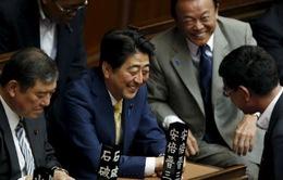 Hạ viện Nhật Bản thông qua dự luật an ninh mới