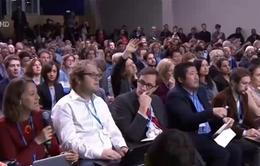 Công bố Dự thảo thỏa thuận khí hậu toàn cầu